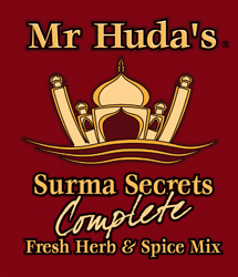 Mr Huda's Pastes and Sauces